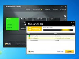 Norton Internet Security 2013 (interfaz)